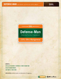 defense man